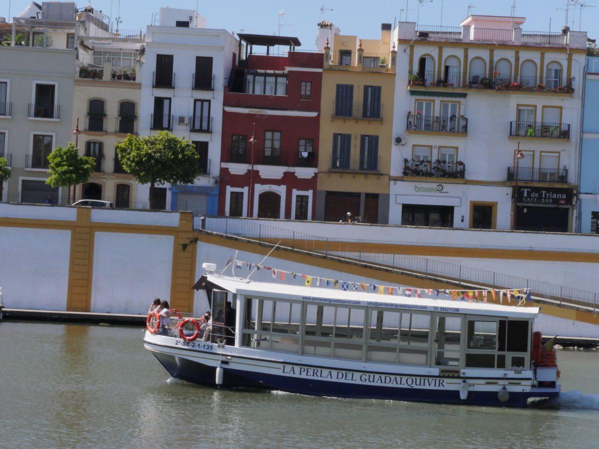 Les rives du Guadalquivir