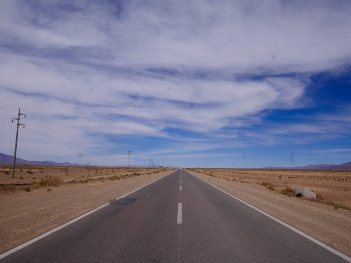 De la Bolivie jusqu'à Salta, les métamorphoses de la route n°9