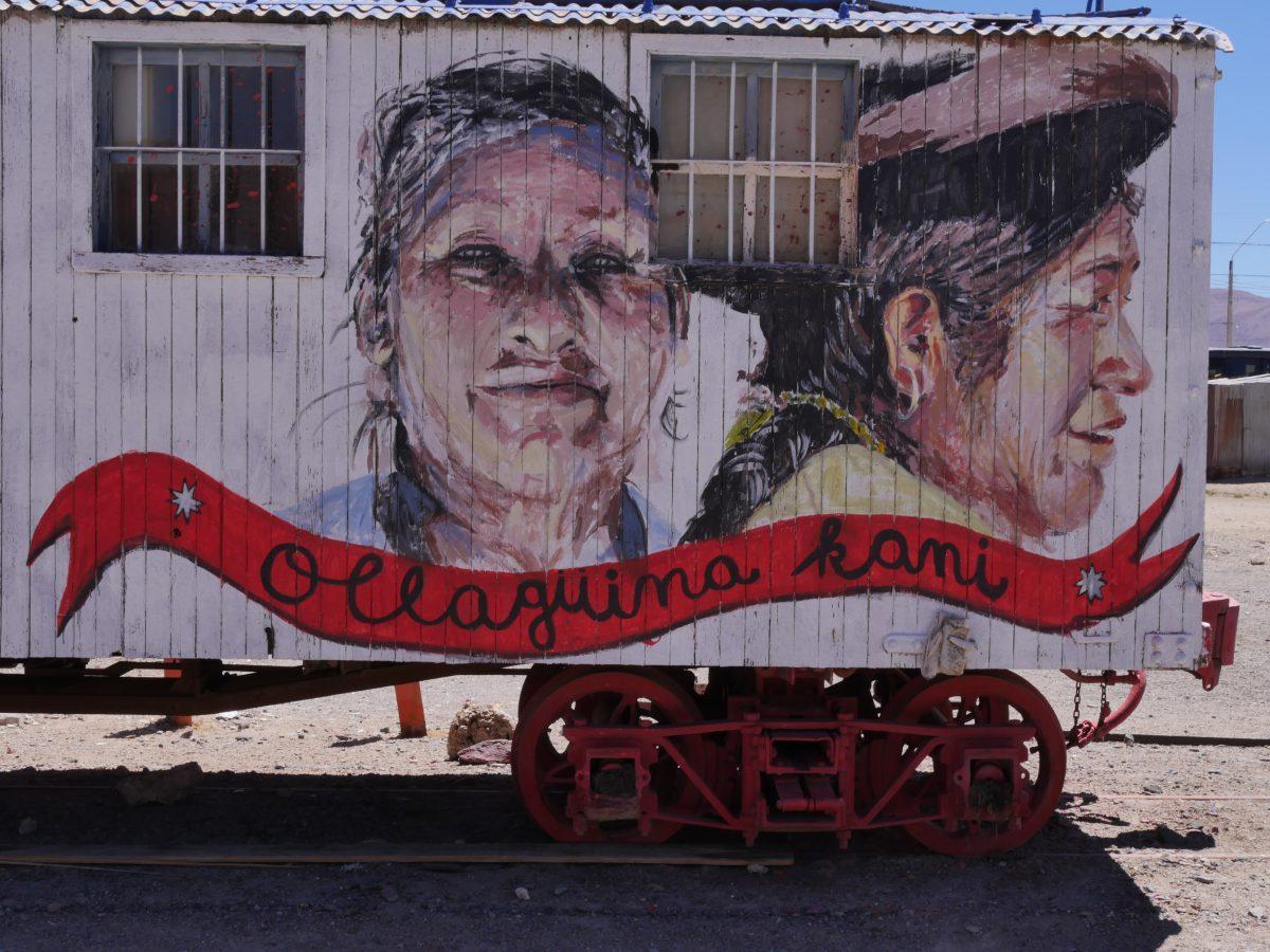 De Colchane à San Pedro de Atacama, ça alti-plane pour moi…