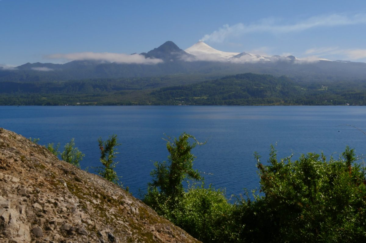 Le promeneur des lacs (De Villarica à San Carlos de Bariloche)