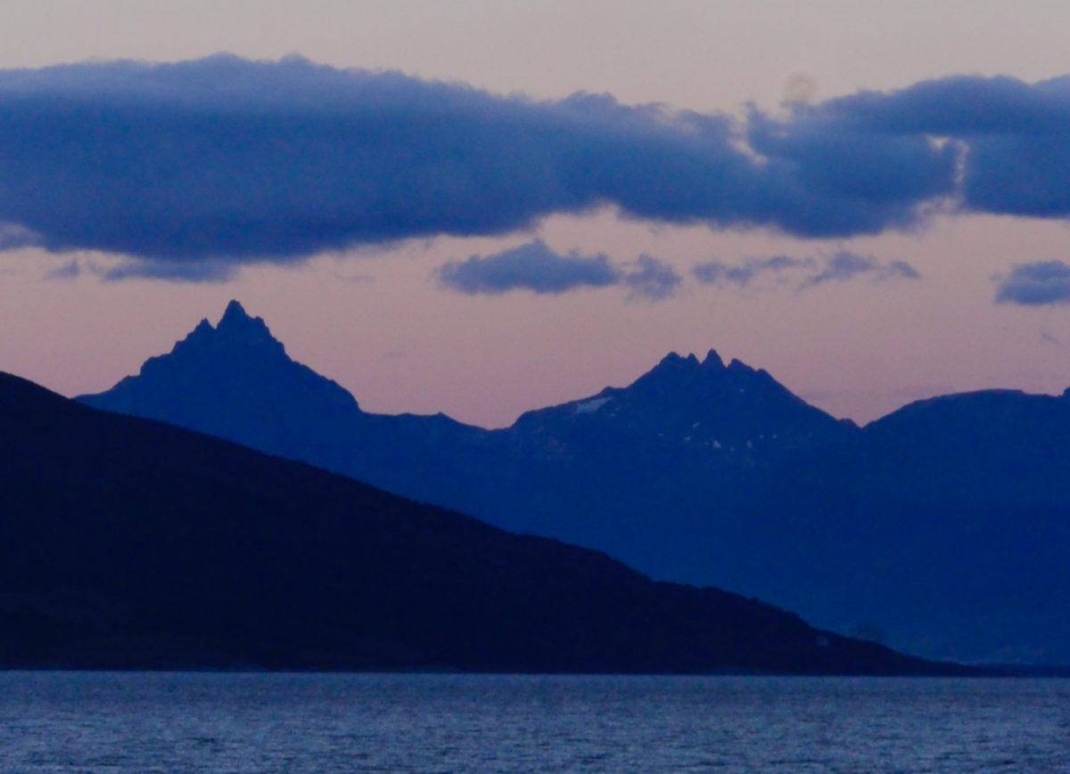 Sur le chemin du retour (de Puerto Williams a Punta Arenas)