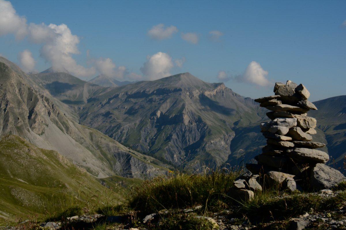 Des montagnes qui n'ont pas la mémoire courte