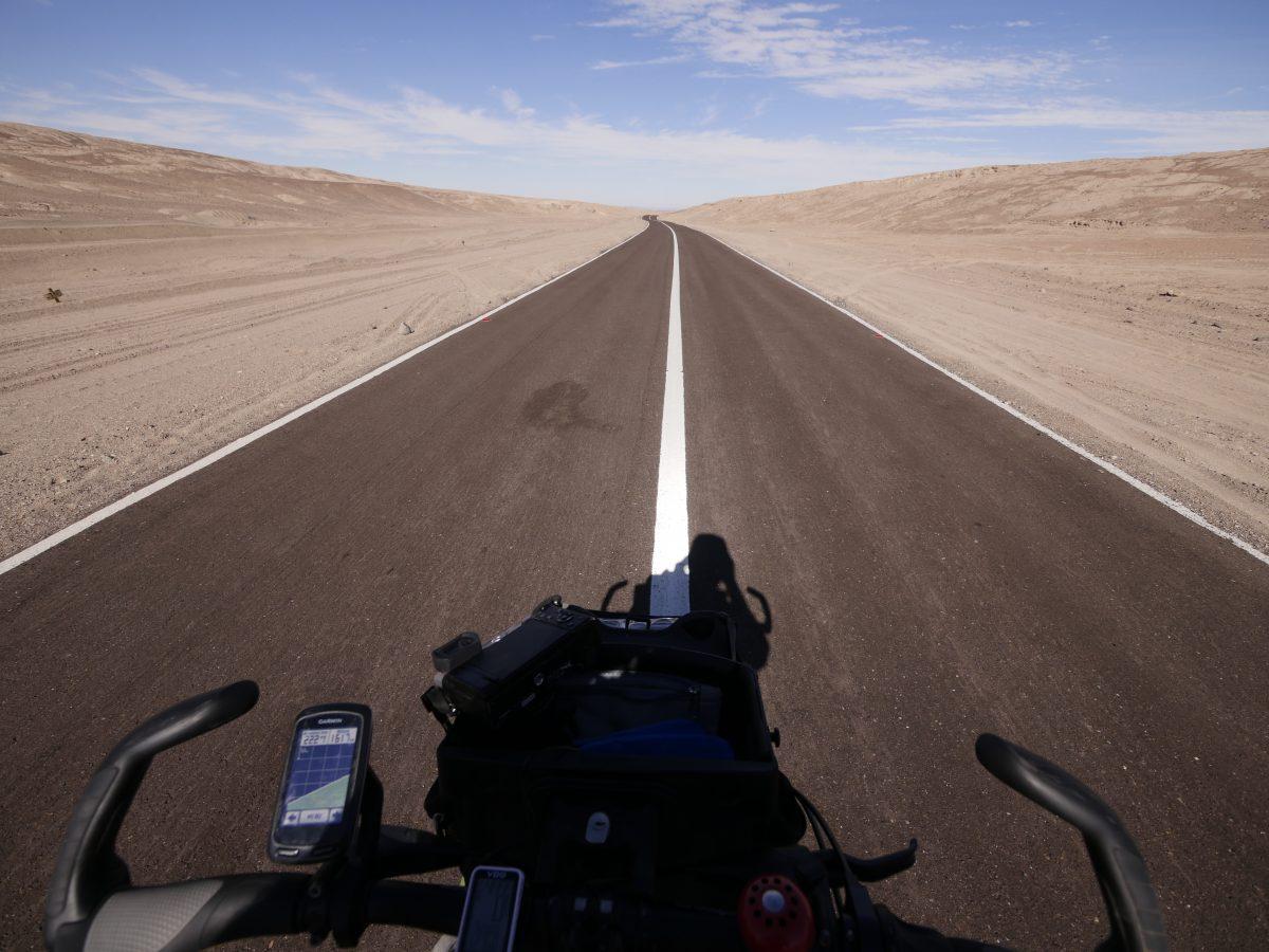 """""""La ruta del desierto"""""""