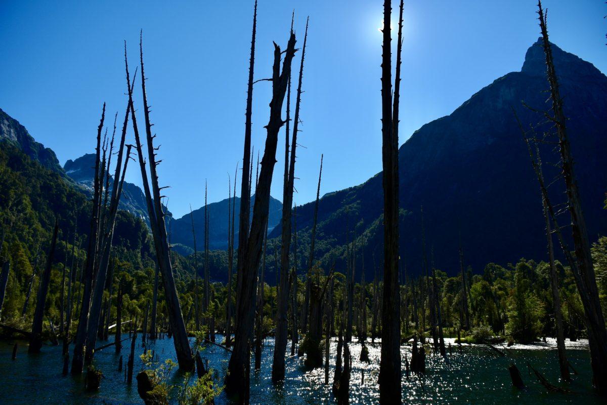 Un Val d'Entraunes chilien : la vallée de Puelo